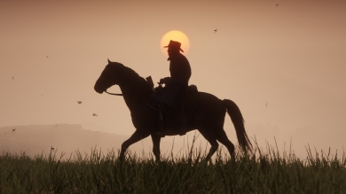 rdr2_sunset_ride